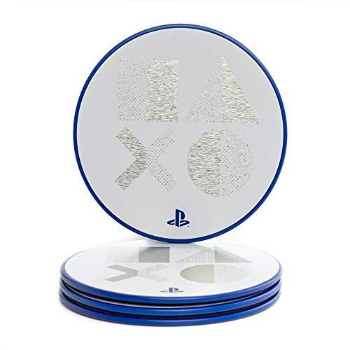 Playstation - Sottobicchieri in metallo PS5