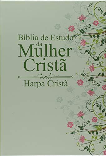 Bíblia De Estudo Da Mulher Cristã Média Verde