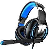 Fire-Boltt BGH1000 Wired Headset Gaming Headphones with Microphone Light Surround Sound Bass...