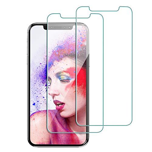 [Aggiornamento] Babacom Vetro Temperato per iPhone XS Max (2 Pezzi), [Tocco 3D] [Chiarissimo] [Antigraffio] [Senza Bolle] Pellicola Protettiva per iPhone 11 Pro Max 6,5 Pollici (2018)