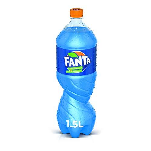 Fanta Soft Drink, Limone e Fiori di Sambuco, 1.5L