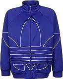 adidas B TF out PLY TT Sweatshirt, Hombre, Team Royal Blue/White, S