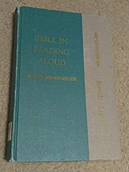 Hardcover Skill in Reading Aloud Book