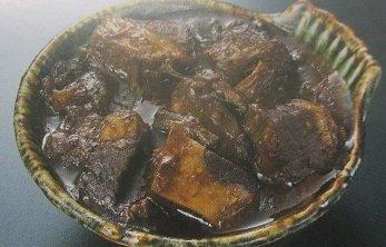 牛角煮 デミグラス ソース 仕立て 500g 冷凍 業務用