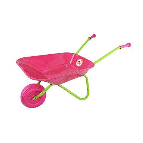 Little Pals Children's Wheelbarrow, Pink