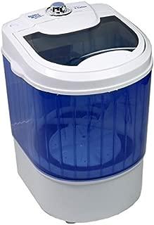 Bubble Magic 130055 5 Gallon Washing Post Harvest Extraction Machine, Medium, Blue
