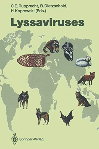 Lyssaviruses (Current Topics in Microbiology and Immunology (187), Band 187)