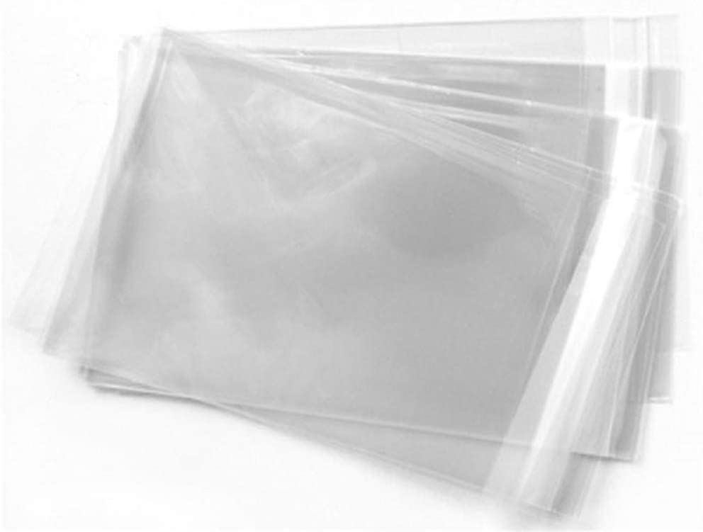 RESEALABLE Polypropylene Bags Sales of SALE items from new works - 20 Large Very popular 7x10