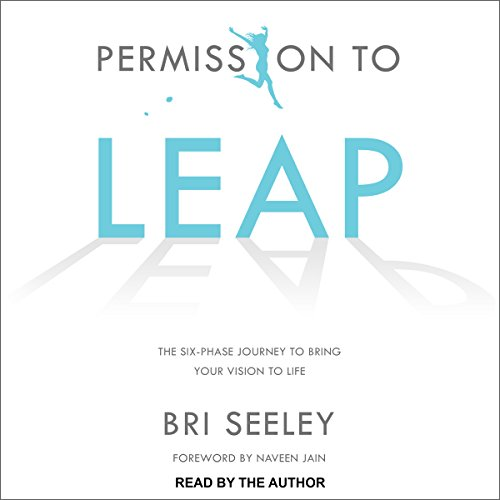 Permission to Leap audiobook cover art