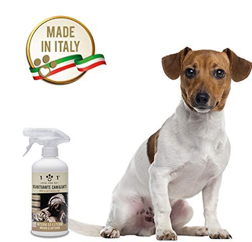 Linea 101 Disabituante E Igienizzante per Cani E Gatti da 500ml
