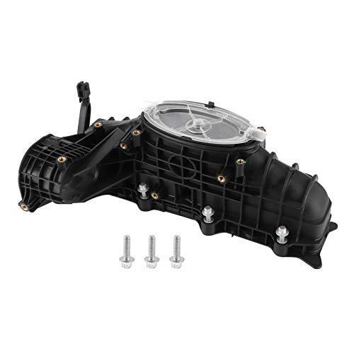 Ansaugkrümmer-Kit, Motoransaugkrümmer 6510900037 6510903037 mit Schraube für Mercedes-Benz W204 W205 W176 W212 C117
