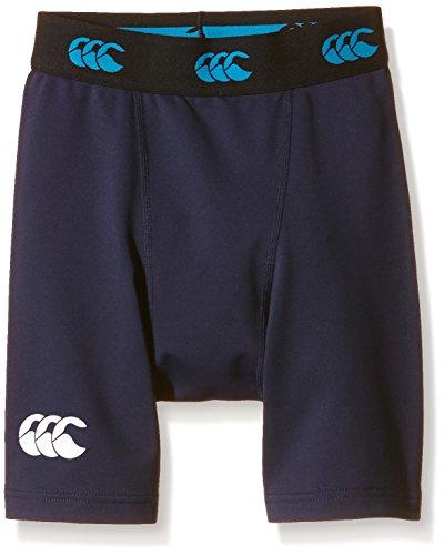 Canterbury Kids Baselayer Cold Shorts Junior Navy Large