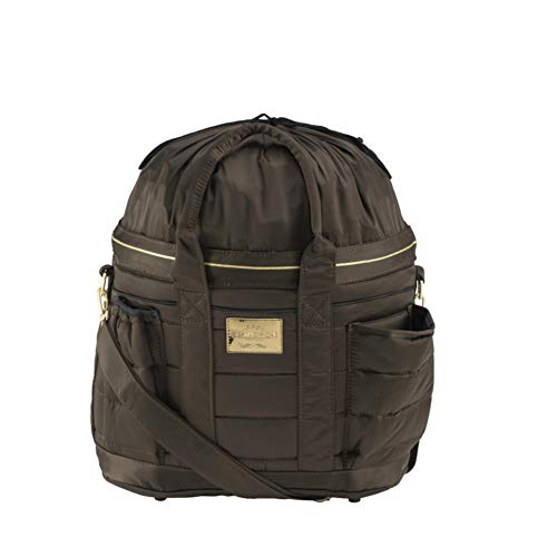 Eskadron Tasche Glossy Quilted (Heritage 19/20), blackmocca, one Size