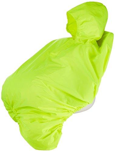 Haberland Fahrradtasche Regenüberzüge Für Kindersitze Gelb, RSKIND 10