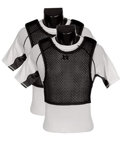 Maxx-dri Ultra Comfort Vest 2.0 (Black, 2-PAK L)