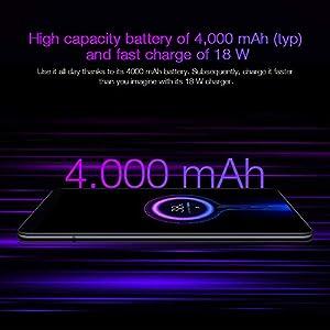 Xiaomi Mi 9T Smartphone, 6 GB + 128 GB Pantalla AMOLED Full-Screen de 6.39, Selfie Pop-up, Triple Cámara de 13 + 48 + 8 MP, con NFC, 4000 mAh, Qualcomm 730, Color Negro (Otra version Europea)