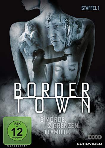 Bordertown - Staffel 1 [4 DVDs]