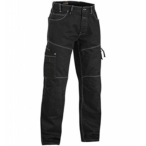 'blåkläder Workwear pantaloni da'X1900effetto Denim, marine, 67–19591140–8900, bianco, 67-19591140-8900-C44