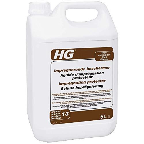HG impregneerbescherming voor tegels, 5 l