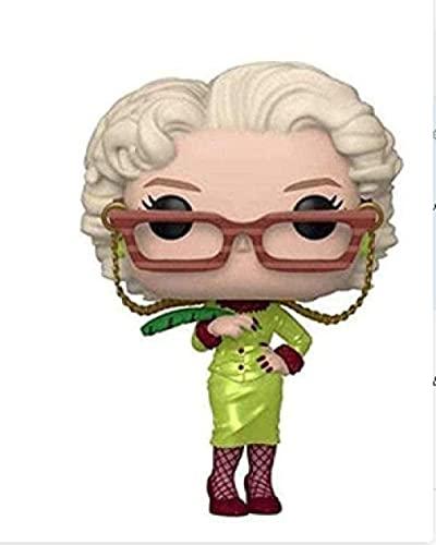 Pop Harry Potter Rita Skeeter Figura de acción Figura Modelo Estatuas Coleccionables Figura Figura Juguete Colección Adornos Modelo Muñeca Regalo para Juguetes para Niños