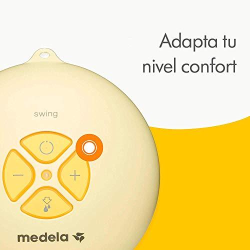 Medela Swing - Sacaleches eléctrico, automático simple