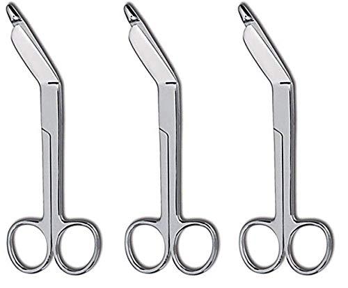 3 pcs of Lister Bandage Scissors 5.5' Medical Instruments High Grade...