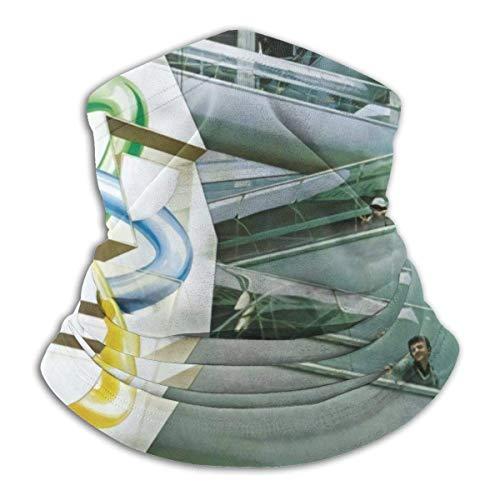 Multifunktionaler Sonnenschutz Alan Parsons I Robot Warm Neck Scarf,Printed Scarf,Windproof Sports Ma-sk,Microfiber Neck Warmer
