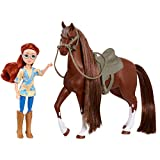 Spirit Riding Free Palomino Stables Riding Academy Collector Doll and Horse - Daphne and Marbles