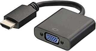 Terabyte Hdmi To Vga Converter Adapter Cable - The Simplest Converter