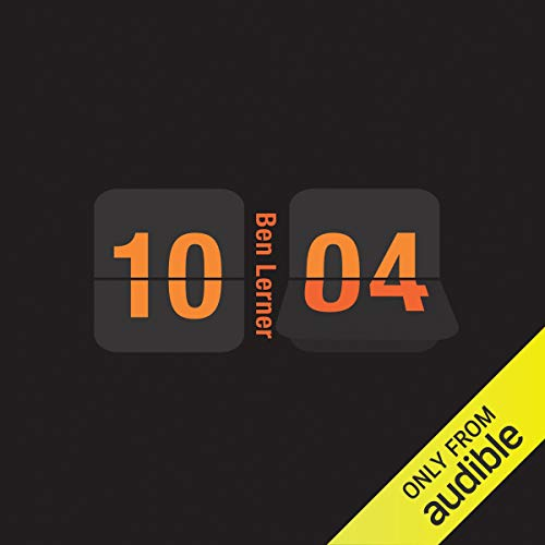 10:04 audiobook cover art