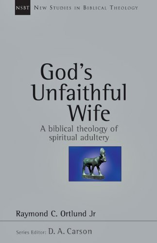Image of God's Unfaithful Wife: A Biblical Theology of Spiritual Adultery (New Studies in Biblical Theology) by Raymond C. Ortlund Jr. (2003-02-28)