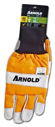Arnold - Schnittschutzhandschuhe, Leder, Größe 11/XL; 6061-CS-1011