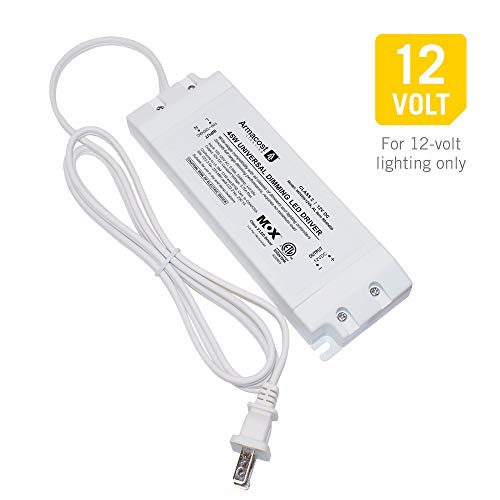 Armacost Lighting 840450 45-Watt LED Power Supply Dimmable Driver with Cord