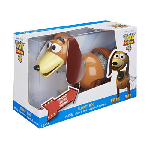 Toy Story 4 Slinky Dog Pull Toy Now $9