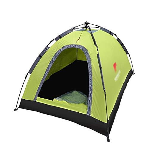Dapengzhanchi Tenda Personale 1-2 Persone Facile Installazione per Viaggi Alpinismo all'aperto Escursionismo One People Sleeping 200x140x110cm