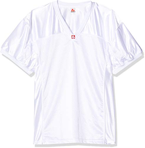 BARNETT FJ-2 - Maglia da Calcio Americano, Taglia XL, Colore: Bianco
