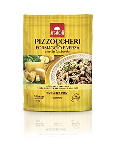 Arnaboldi Pizzoccheri alla Valtellinese [4 Confezioni da 175g]