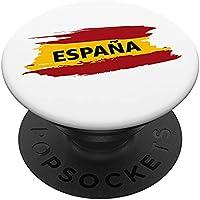 Bandera Espana PopSockets PopGrip Intercambiable