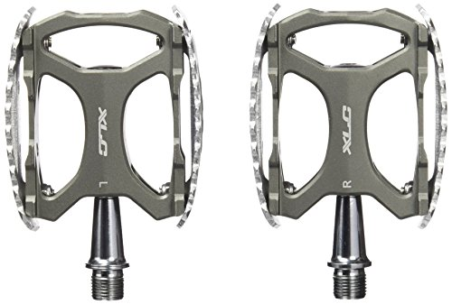 XLC MTB/Trekking Pedal PD-M17, Grau, Silber, One Size
