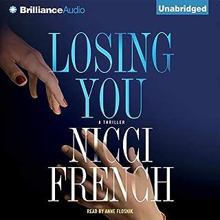 Losing You audiobook cover art