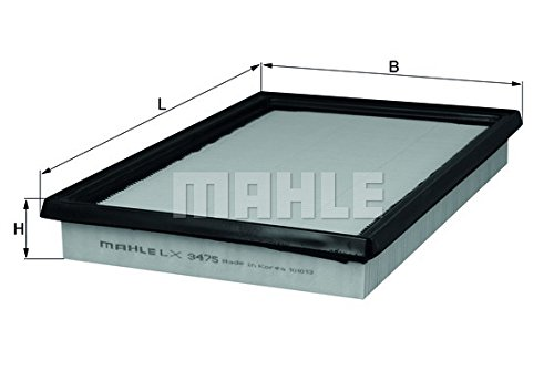 Mahle Knecht LX 3475 luchtfilter