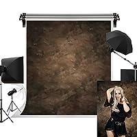 ケイト・手描きモスリン背景写真スタジオポートレート写真抽象テクスチャバックドロップ 5x7ft SRE-EHC-VK6