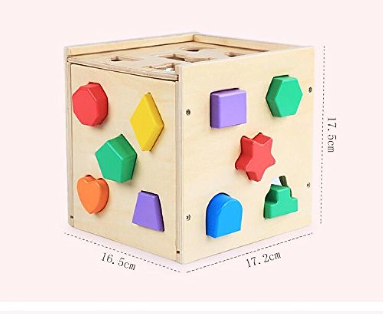Peg Hammer Baby Buckle Hole Pgoldus Shape Geometric Intelligence Box Building Blocks