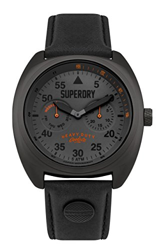 Superdry Reloj de Pulsera SYG229BB