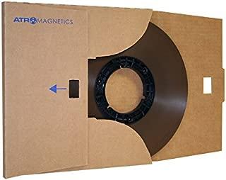 "Premium Analog Recording Tape by ATR Magnetics | 1/4"" Master Tape - Modern Classic Sound | NAB Hub | 2500' of Analog Tape"