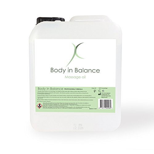 Body In Balance Massage-Öl 5L