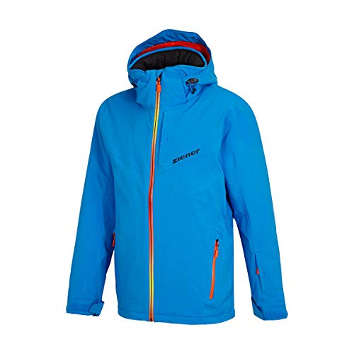 Ziener TOJA JUNIOR Kinder Skijacke Snowboardjacke Teamwear 20k DERMIZAX 184922 (164)