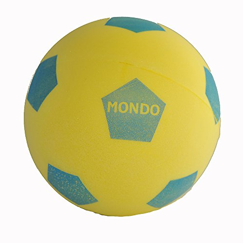 Mondo calcio Pallone in spugna soft ball 20 cm diametro