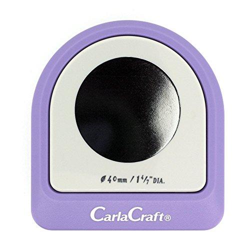 カール事務器 クラフトパンチ メガジャンボ サークル 40mm CN45004