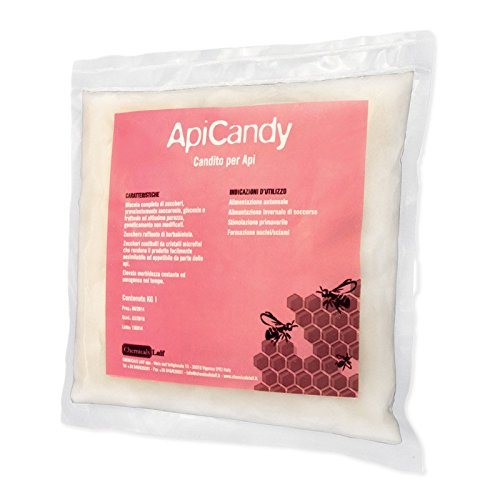MANGIME COMPLEMENTARE per API ApiCandy - Pacco da 12 confez. da 1 kg